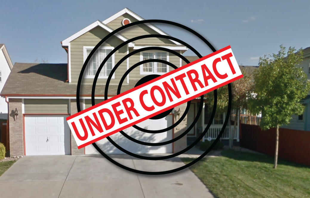 5118 Enid Court, Denver Under Contract in Just One Day!